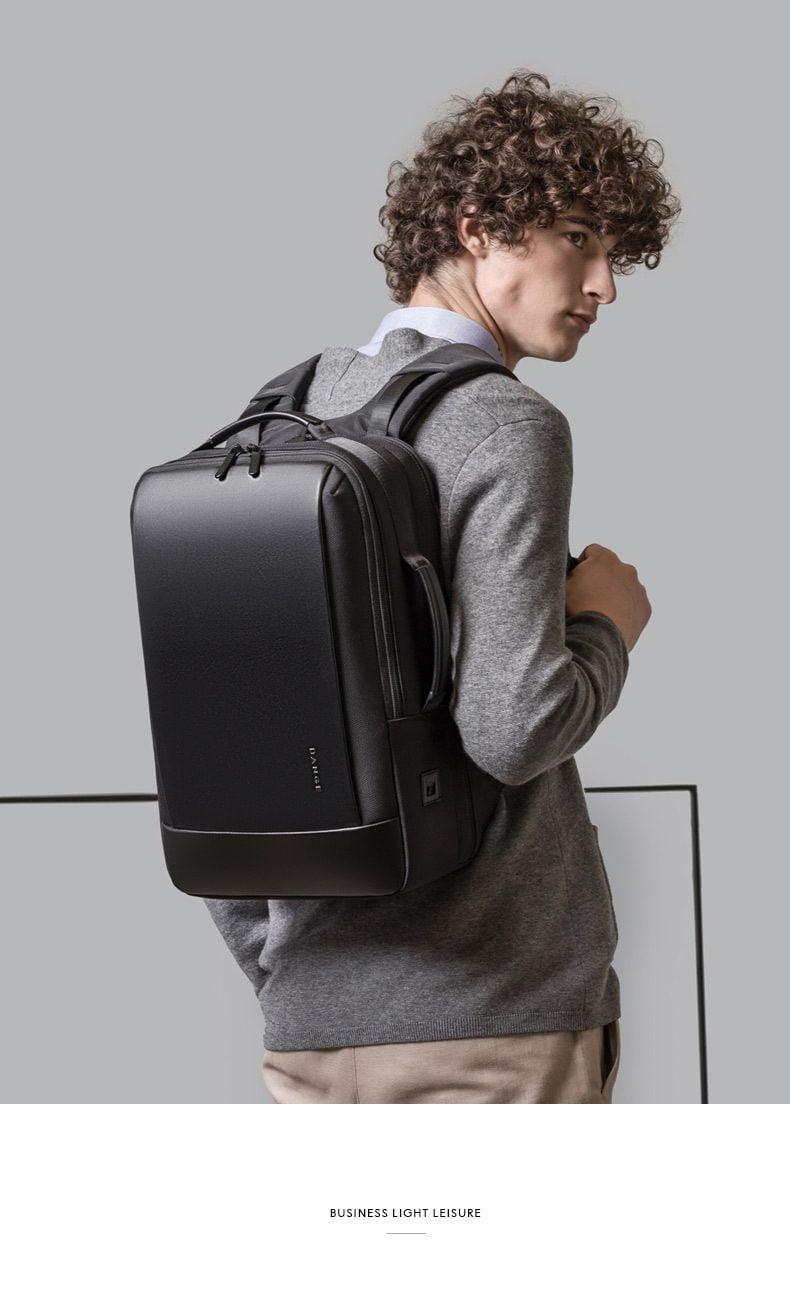 Ba lô laptop thông minh cao cấp - BANGE - S52 (Tiêu chuẩn Châu Âu)